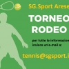 Torneo RODEO tennis Arese